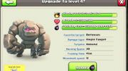 MAX LEVEL 4 INSANE SIX GOLEM RAID!! Clash of Clans