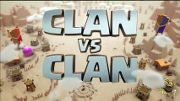 Clash of clans - Clan wars