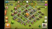 Clash of Clans - UNBEATABLE Town Hall Level 5 Base Setup