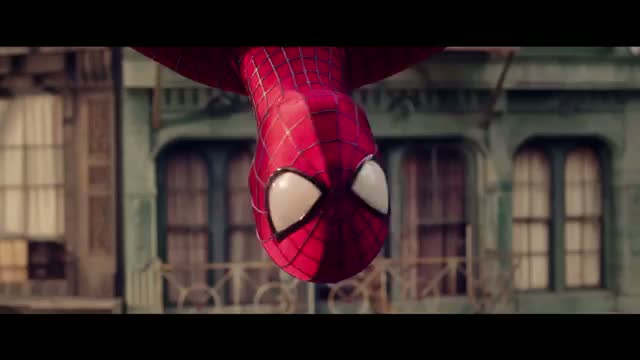evian Spider-Man The Amazing Baby & me 2