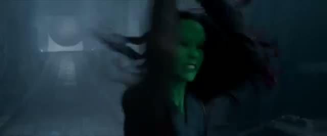 Guardians of the Galaxy Official Trailer #2 Sneak Peek Vin Diesel
