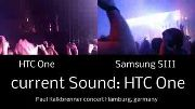 HTC One vs. Samsung S3 - Audio recording comparison
