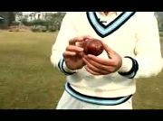 Cricket Ball Holding & Bowling Technique