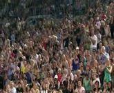 Federer & Laver - A Legendary Warm-Up