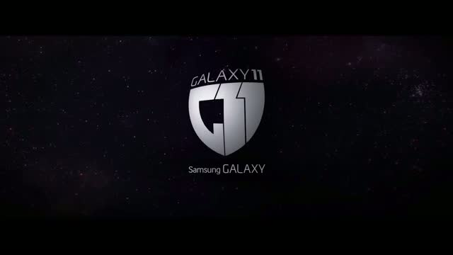 Rooney joins #GALAXY11