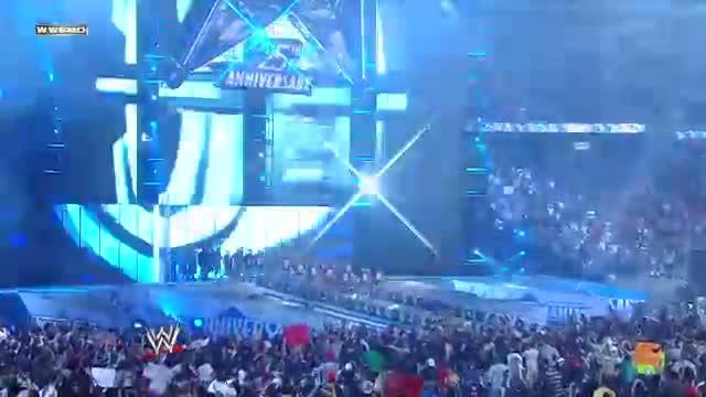 John Cena's 25th WrestleMania Entrance