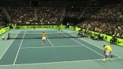 Federer-Sharapova vs Nadal-Azarenka at Nike Clash of The Champions