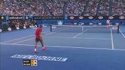 Wawrinka's hot shots - 2014 Australian Open