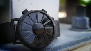 Kisai Blade Turbine Style LED Watch