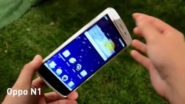 Oppo N1 Hands-On