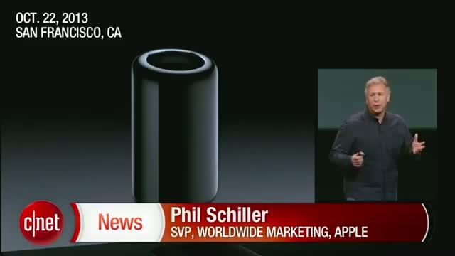 Apple's speedy Mac Pro arrives in December