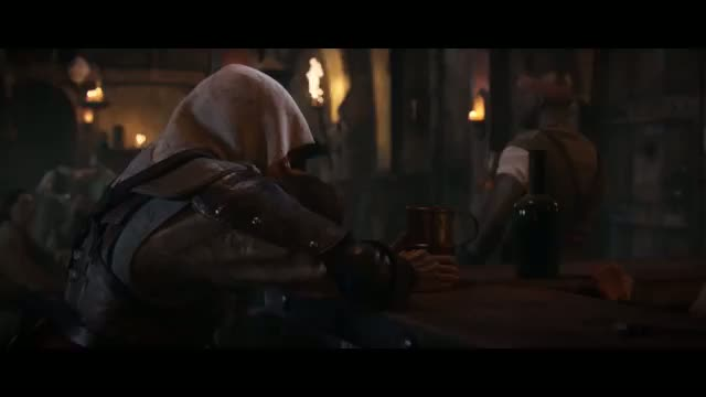 Assassin's Creed 4 Black Flag Cinematic Trailer