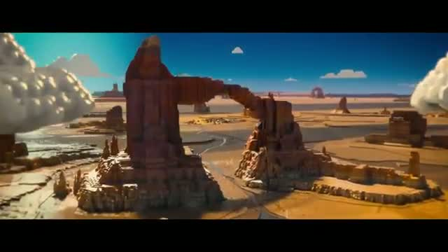 The Lego Movie Teaser Trailer - Meet President Business HD Will Ferrell, Morgan Freeman