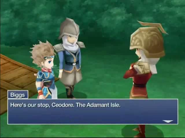 FINAL FANTASY IV AFTER YEARS NO ROOT APK+DATA
