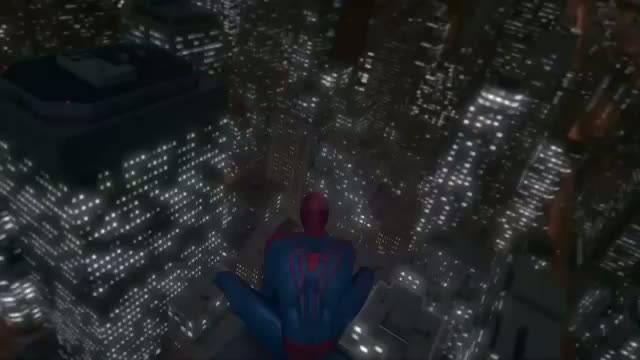 The Amazing Spider Man 2 Video Game Official Trailer HD