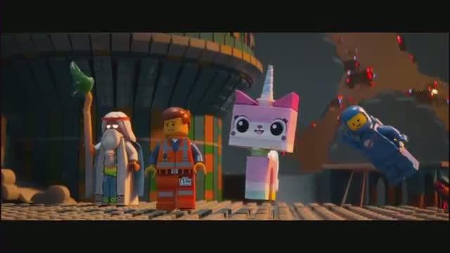 The Lego Movie Official Clip - Where Can We Go HD Chris Pratt, Will Arnett