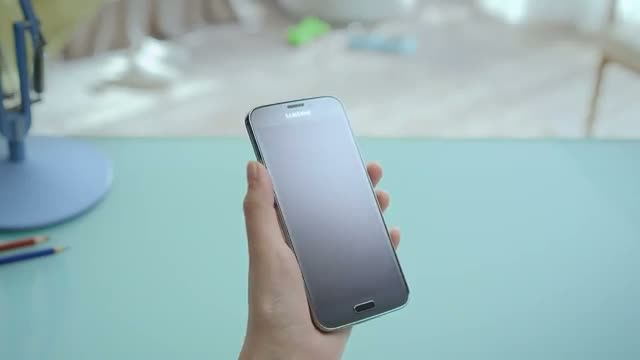Samsung GALAXY S5 - Official Hands-on