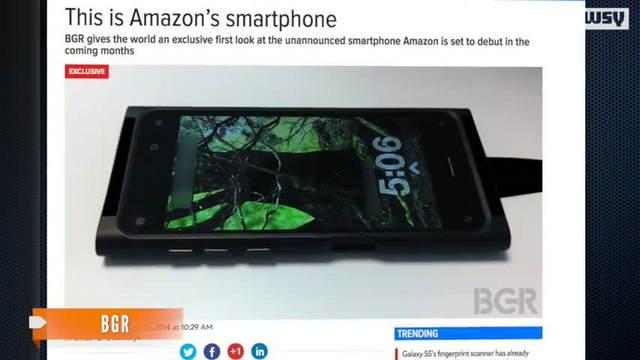 Amazon Smartphone Leaked!