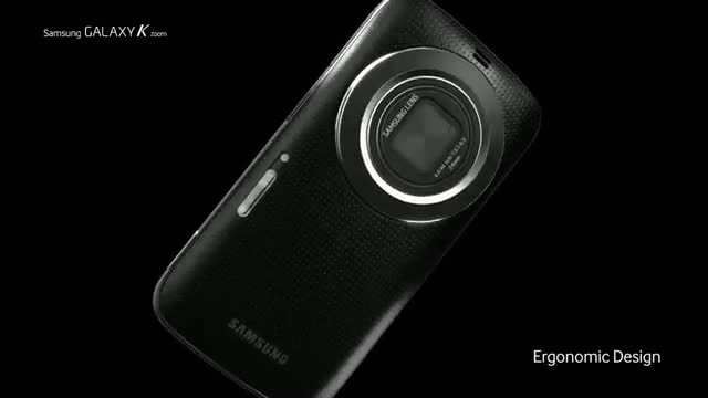 Samsung GALAXY K zoom - Official Introduction