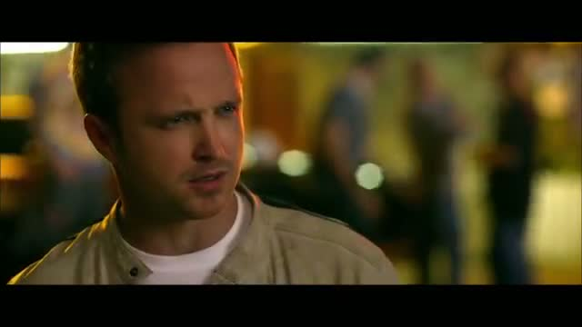 Need For Speed Official Clip - Should've Stayed in Manhattan 2014 Aaron Paul HD
