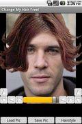 تغییر مدل مو در تصاویر