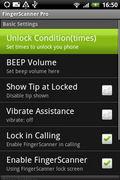 FingerPrint Android Pro