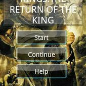 Lord Of The Ring Return Of The King