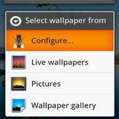 Creepy Crawlies Live Wallpaper