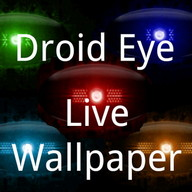 The Droid Eye Live Wallpaper