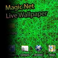 Magic Net Live Wallpaper