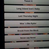 Zack Ryder Soundbar App