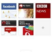 Android Opera Mobile 12 Opera