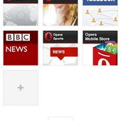Opera mini next web browser