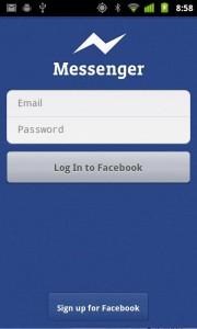 Facebook Messenger by Nirav