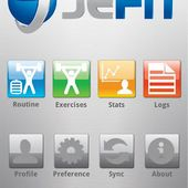 PHONEKY - JEFIT Pro Workout Fitness v Android Apps