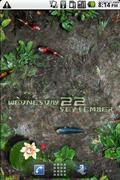 3D Koi Pond Live Wallpaper for Android