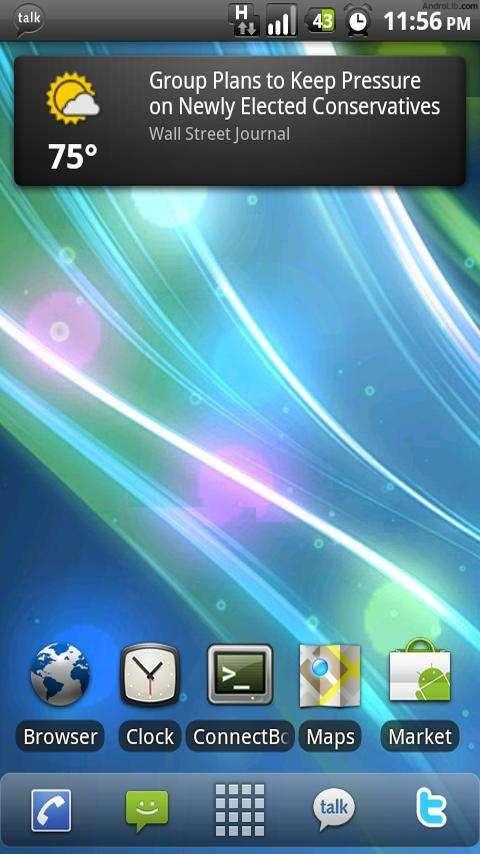 Nexuskang live wallpaper for android screenshots