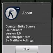 Counter-Strike Source SoundBoard