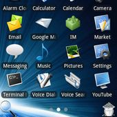 Happiness Vista Theme for Android