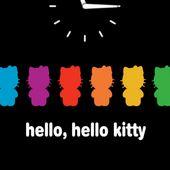 go launcher ex hellohello kitty theme