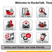 RockeTalk - Smart Phone App