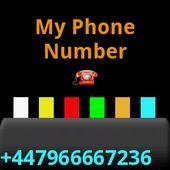 My Mobile Number Reminder