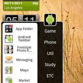 Taskbar in Android Pro