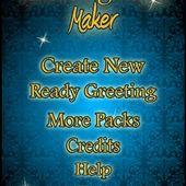 Greeting Card Maker