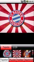 Eintracht Frankfurt Android Theme