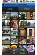 Adobe Photoshop Express:Fotoeditor-Collagefunktion