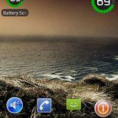 Battery Solo Widget Pro