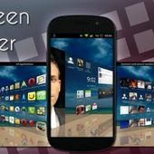 Full Screen Launcher By Nirav