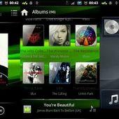Walkman Music Green Color