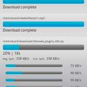 Faster Download
